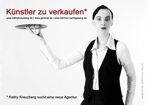 Künstler zu verkaufen - Kathy Kreuzberg
