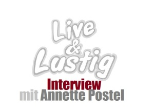 L&L interview Annette Postel - Rainer Hagedorn ©2012 BonMoT-Berlin Ltd