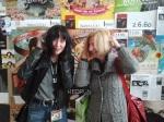 Beate Moeller und Marianne Kolarik auf der IKF 2012