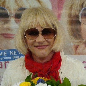 Irmgard Knef - Uli M. Heissig - Foto © Carlo Wanka