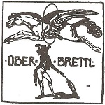 Überbrettl Signet 1901