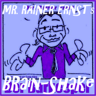 Mr Rainer Ernst - Brain-Shake © Carlo Wanka gez_by SonjaKling