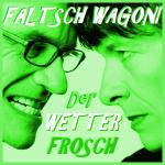 Wetterfrosch – Foto © Faltsch Wagoni – Design CarloW.