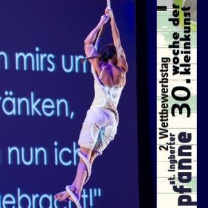 2014- Stankt Ingbert - 2. Wettbewerbstag - Romy Seibt - Foto © Rainer Hagedorn Collage Carlo Wanka