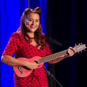 """Alexandra  Gauger """"Spiel mir das Lied vom Glück"""""""