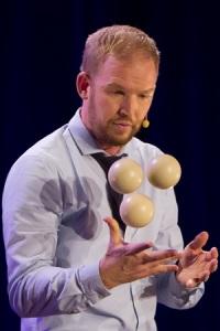 Gewinner des Stankt Ingberter Jurypreises & Publikumspreises 2014 - Timo Wopp - Foto © Rainer Hagedorn