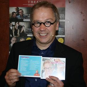 Robert Griess - ich glaub' es hackt - mit neuer CD - erschienen bei 'einlächeln'