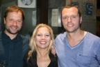 Agenten: Björn Harwarth, Doreen Brüggemann und Michael Zeiss