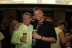 Zwei mit der Zunge am rechten Fleck - Christian Oberfuchshuber mit Ole Lehmann