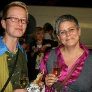Sekt und Börek, det is Berlin! - Verena Schmolke und Marianne Rogler