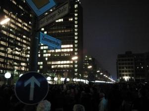 9.11.2014 - 25 Jahre Mauerfall Berlin Germany