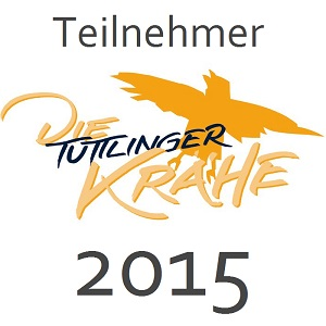 Tuttlinger Krähe Teilnehmer 2015