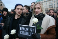 2015-01-11 05 JeSuisCharlie - Berlin - Foto © Carlo Wanka