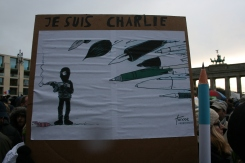 2015-01-11 07 JeSuisCharlie - Berlin - Foto © Carlo Wanka