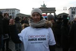 2015-01-11 13 JeSuisCharlie - Berlin - Foto © Carlo Wanka