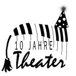 10Jahre_ZebranoTheater_300 - Logo Peter Frank