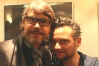 Ein Kabaretttraumpaar wie Feuer und Eis - äh umgekehrt - Christoph Sieber und Tobias Mann