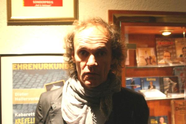 Olaf Schubert KkfdW - Foto © Carlo Werndl von Lehenstein