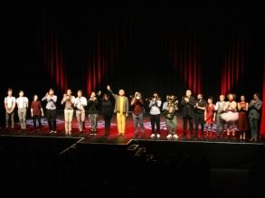Finale der Opening Gala: Die 30. Internationale Kulturbörse Freiburg ist eröffnet.