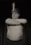 Volkmar Staub als Winnetou – Foto © CarloWvL